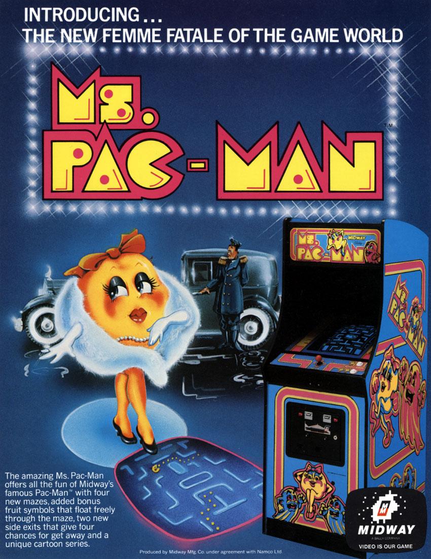 Ms. Pac-man by namco how to download for free android youtube.