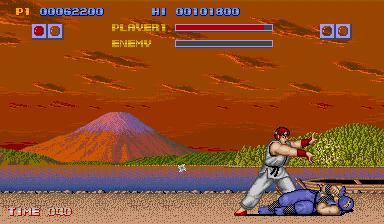 street fighter mame rom