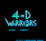 4-d warriors rom