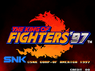 king of fighters '97 rom