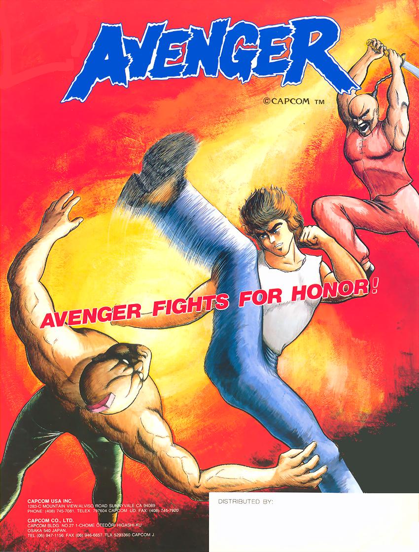 Avengers (Set 2)