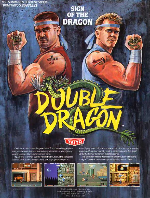 Double Dragon (UB)