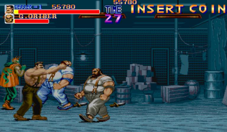 Final Fight (U)
