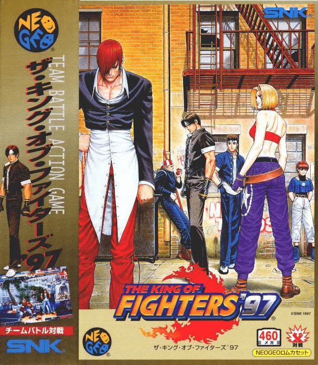 free download kof 97