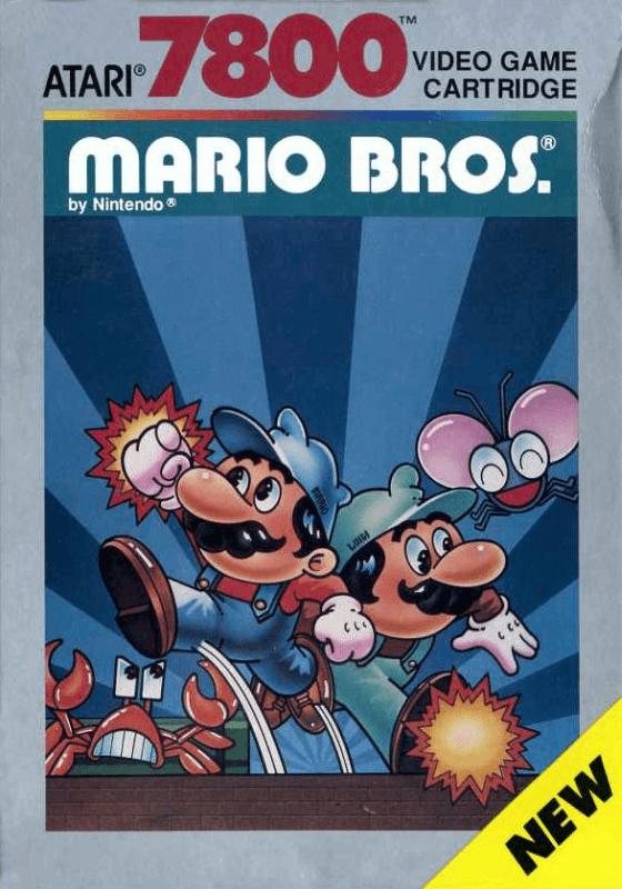 Mario ROM - MAME (MAME) | Emulator Games