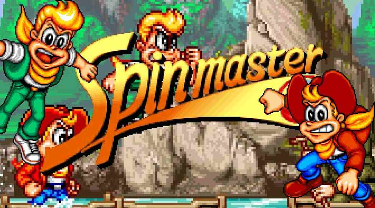 Spin Master ROM - MAME (MAME) | Emulator Games