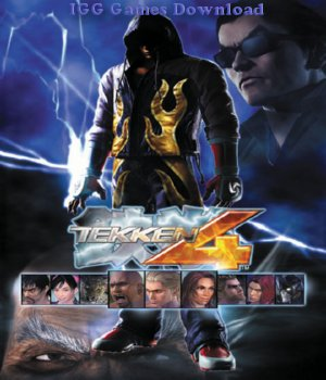 Tekken 4 (Version A)