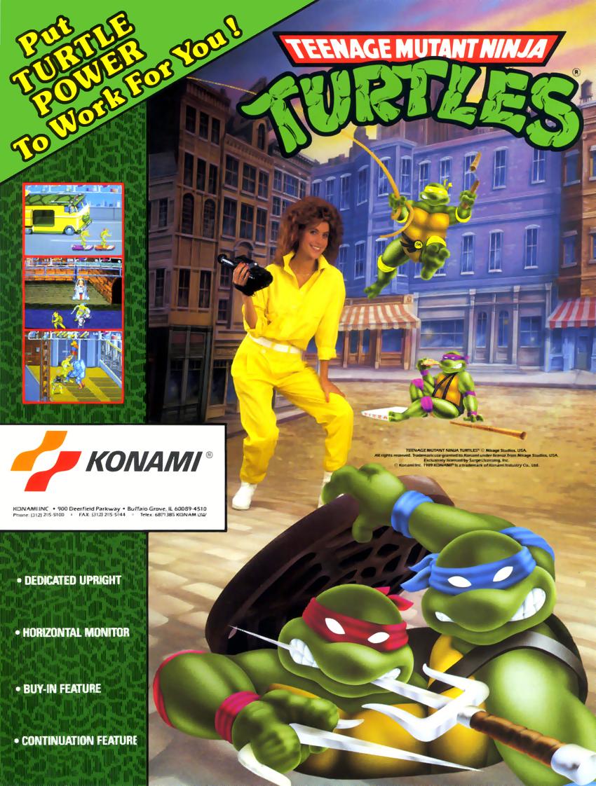 Teenage Mutant Ninja Turtles ROM - MAME (MAME) | Emulator Games