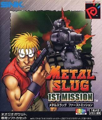 Metal Slug - 1st Mission (World) (En,Ja)
