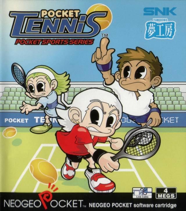 Pocket Tennis - Pocket Sports Series (Japan, Europe) (En,Ja)