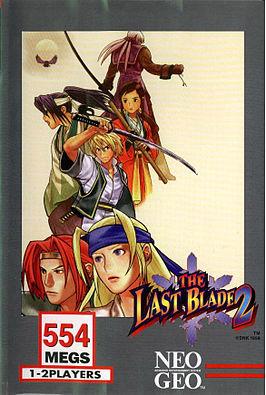 Last Blade 2