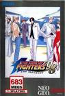 king of fighters '98 rom