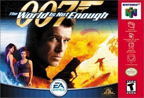 007 - The World Is Not Enough