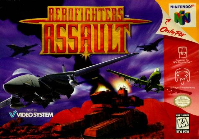 AeroFighters Assault