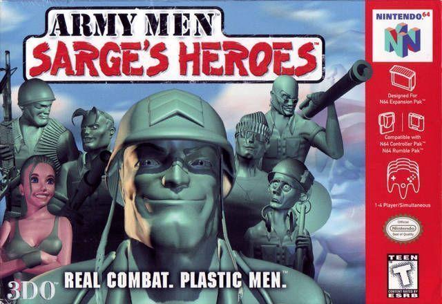 Army Men - Sarge's Heroes
