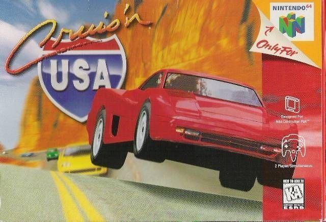 Cruis'n USA (V1.2)