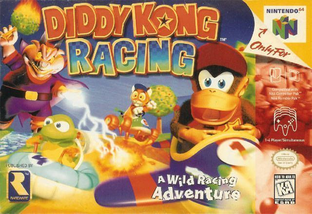 Diddy Kong Racing (V1.1)