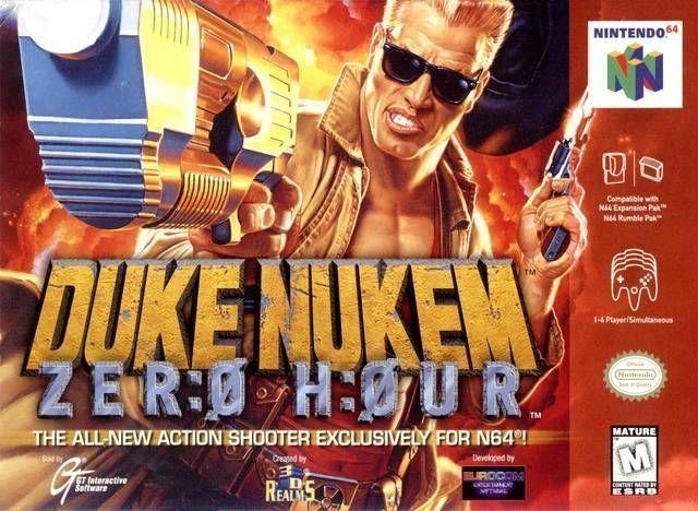 Duke Nukem - ZER0 H0UR