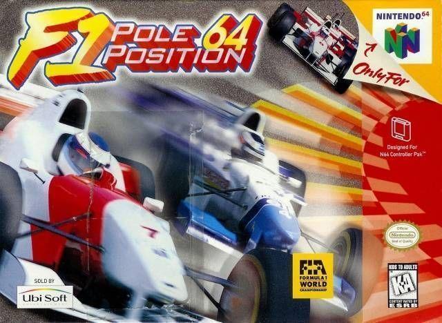 F-1 Pole Position 64