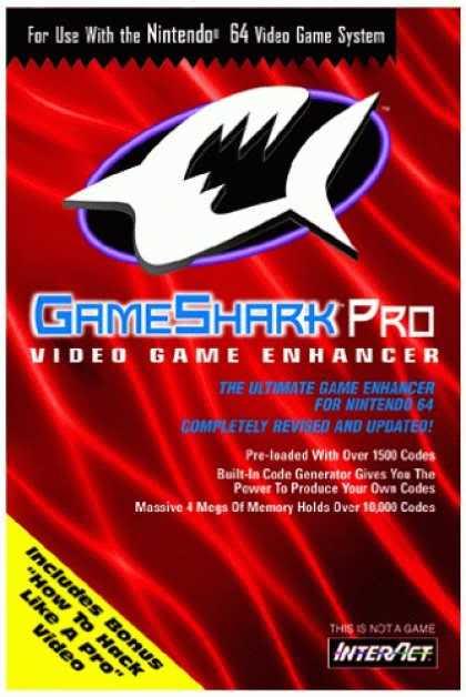 GameShark Pro V3.3 (Unl)