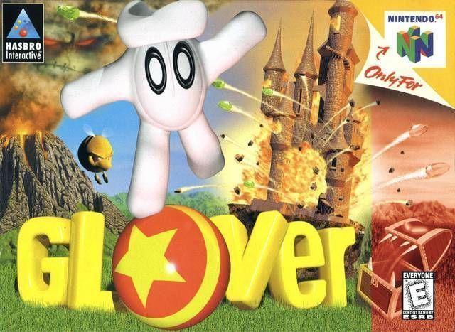Glover Rom Nintendo 64 N64 Emulator Games