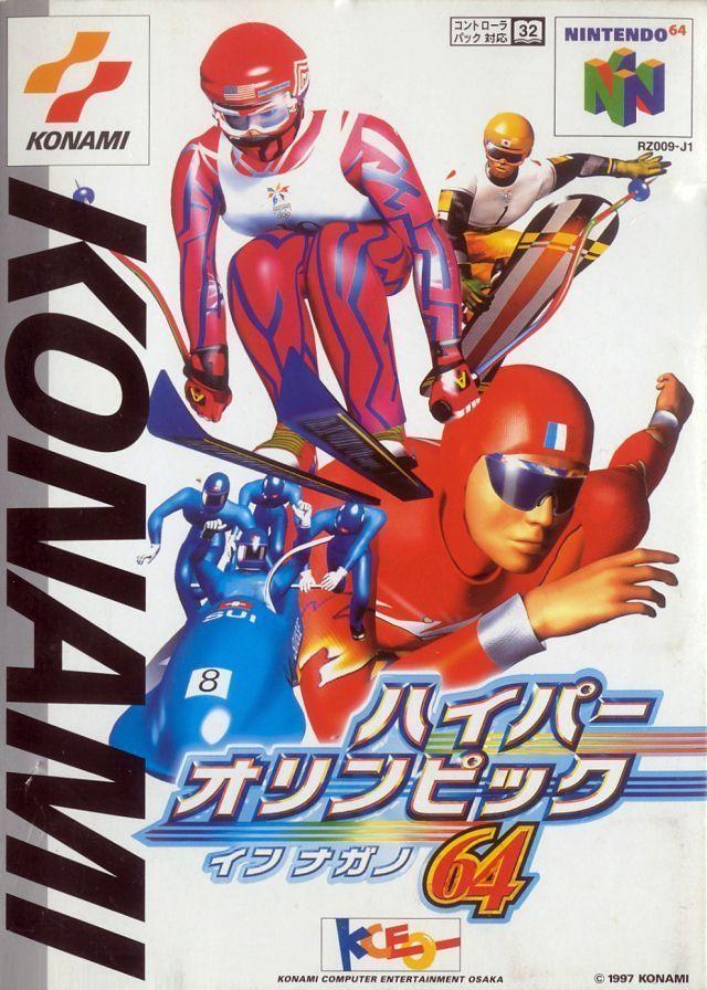 Hyper Olympics Nagano 64