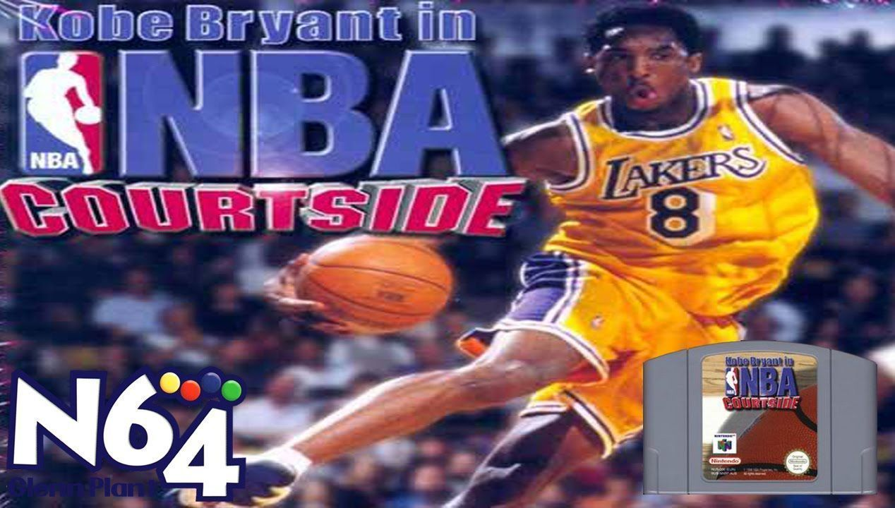 Kobe Bryant's NBA Courtside