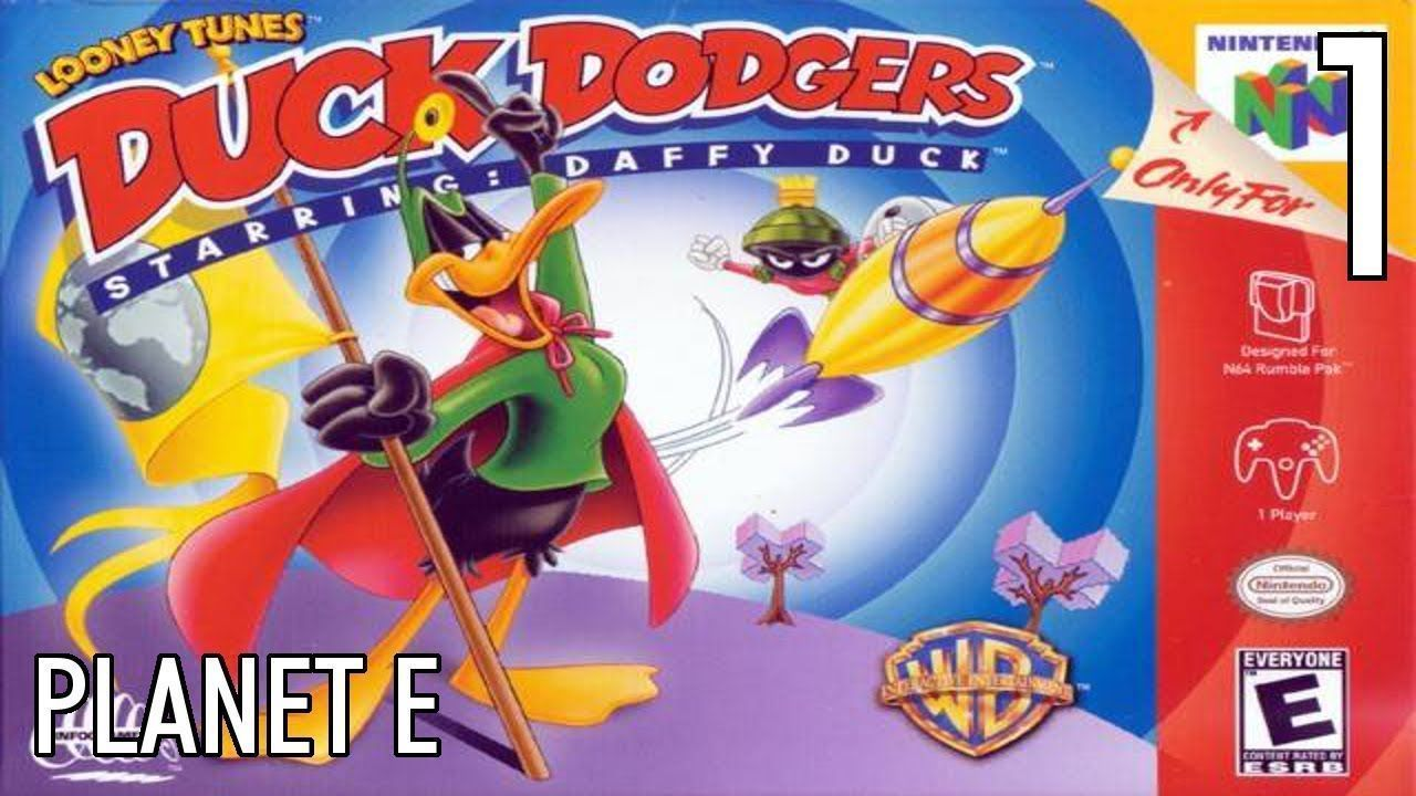 Looney Tunes - Duck Dodgers