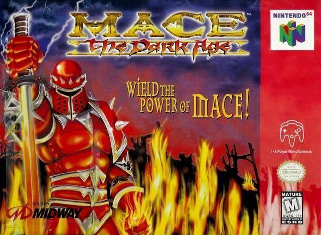 Mace - The Dark Age