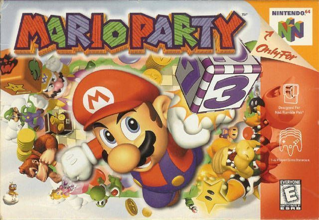 Mario Party ROM - Nintendo 64 (N64) | Emulator Games