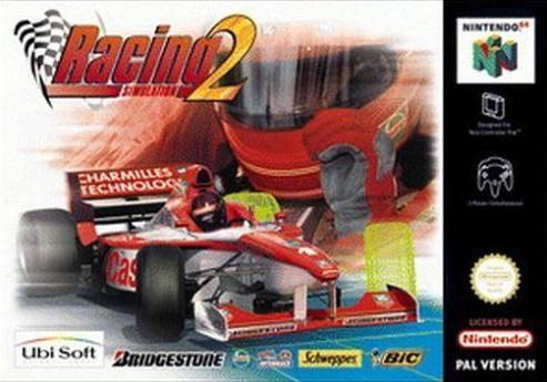 Monaco Grand Prix - Racing Simulation 2