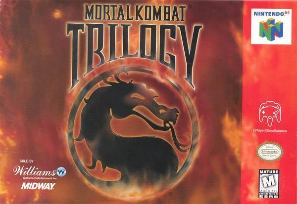Mortal Kombat 4 ROM - Gameboy Color (GBC) | Emulator Games