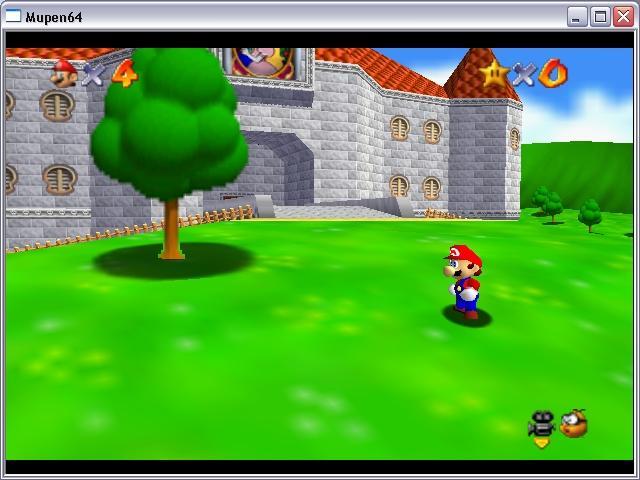 Mupen64 0 5 1 N64 Emulator for Windows - Nintendo 64