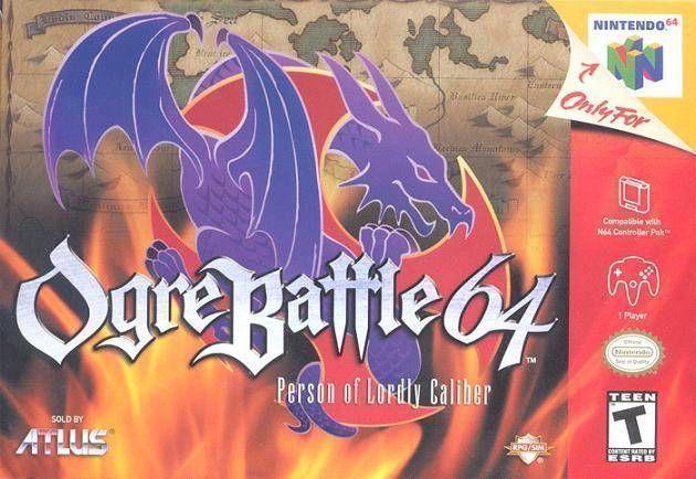 Ogre Battle 64 - Person Of Lordly Caliber (V1.1)