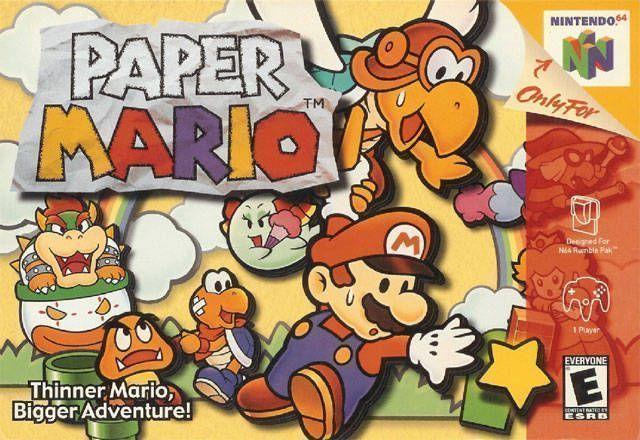 Paper Mario (v2)