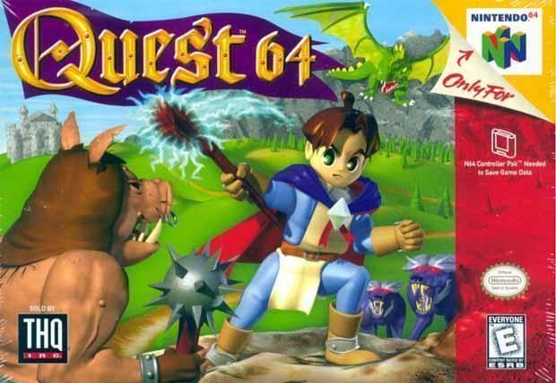 Legend Of Zelda, The - Ocarina Of Time - Master Quest ROM - Nintendo