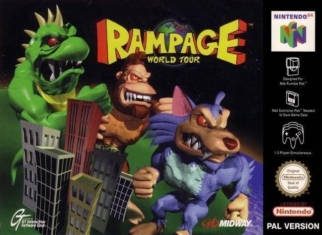 Rampage - World Tour