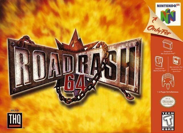 Road Rash 64