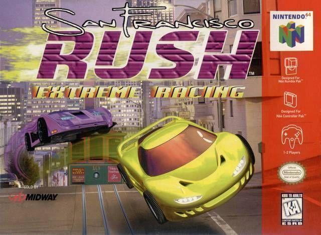 F-ZERO X ROM - Nintendo 64 (N64) | Emulator Games