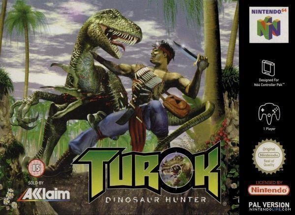 Turok - Dinosaur Hunter (V1.2)