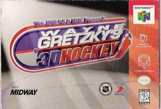 Wayne Gretzky's 3D Hockey (V1.1)