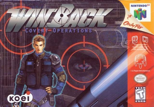 WinBack - Covert Operations