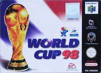 Last Retro Game You Finished And Your Thoughts - Page 2 World-cup-98