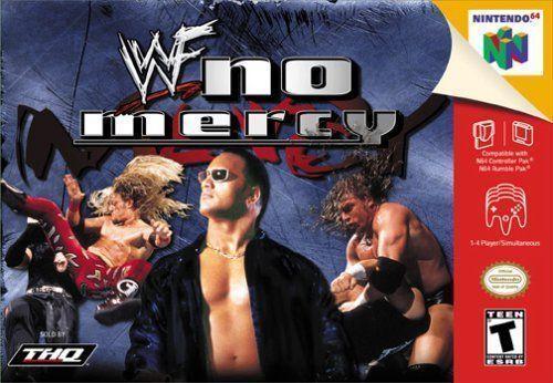 WWF No Mercy (V1.1)
