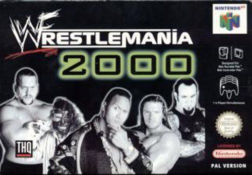 Wars and battles • consulter le sujet wwf wrestlemania 2000 game.