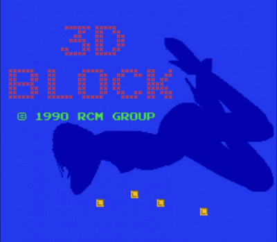 3D Block [p2]