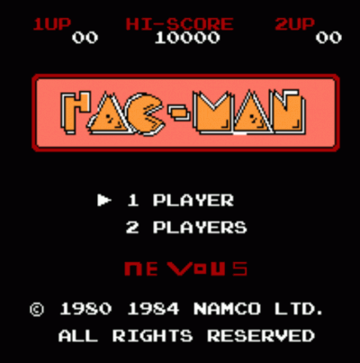 Acid Hackman (Pac-Man Hack)