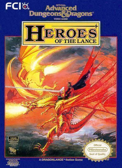 AD&D Heroes Of The Lance