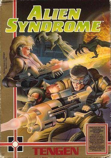 Alien Syndrome [hM04]
