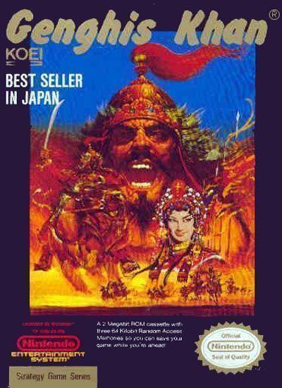 Aoki Ookami To Shiroki Mejika - Genghis Khan [h1]